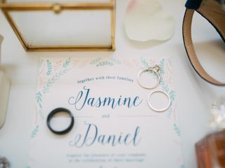 The wedding of Jasmine and Daniel 3