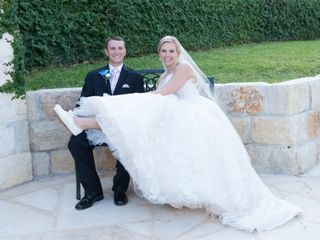 The wedding of Shelby and Josh