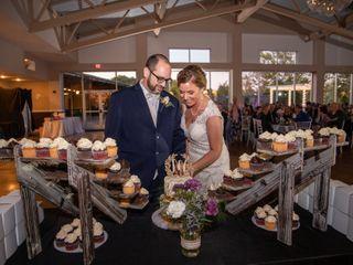 The wedding of Nathan and Rachel 1