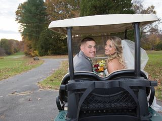 The wedding of Mallory and Aaron