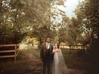The wedding of Danielle and Osagie 3