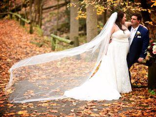 The wedding of Jennifer and Ryan 1