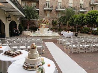 Rebecca and Matthew's Wedding in New Orleans, Louisiana 7