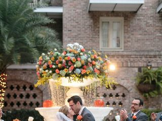 Rebecca and Matthew's Wedding in New Orleans, Louisiana 11