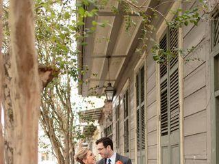 Rebecca and Matthew's Wedding in New Orleans, Louisiana 13