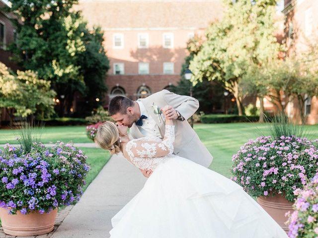 Michael and Marisa's Wedding in Dearborn, Michigan 7