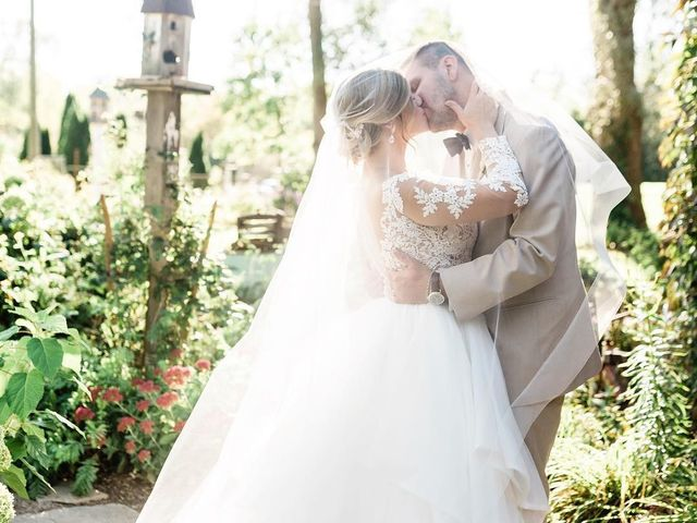 Michael and Marisa's Wedding in Dearborn, Michigan 8