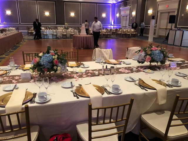 Michael and Marisa's Wedding in Dearborn, Michigan 10