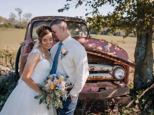 The wedding of Amanda and Kirkland