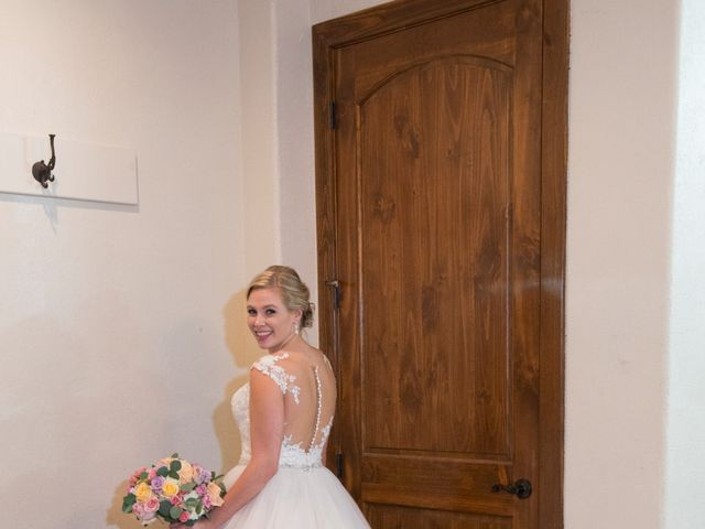 Josh and Shelby's Wedding in Boerne, Texas 9