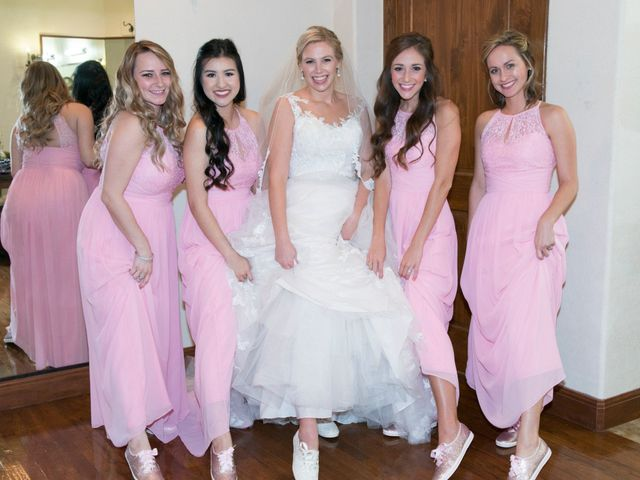 Josh and Shelby's Wedding in Boerne, Texas 10