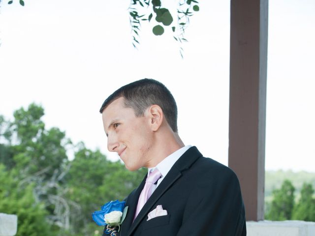 Josh and Shelby's Wedding in Boerne, Texas 13