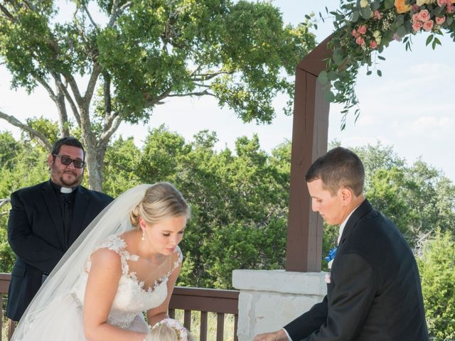 Josh and Shelby's Wedding in Boerne, Texas 14