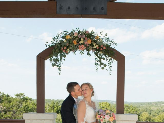 Josh and Shelby's Wedding in Boerne, Texas 16