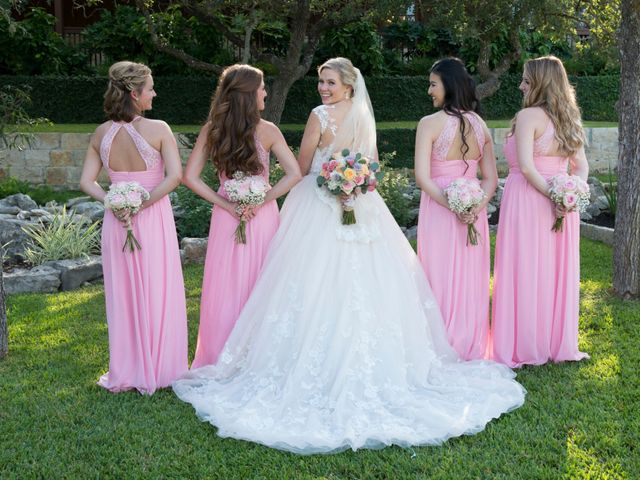 Josh and Shelby's Wedding in Boerne, Texas 18