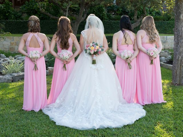 Josh and Shelby's Wedding in Boerne, Texas 19