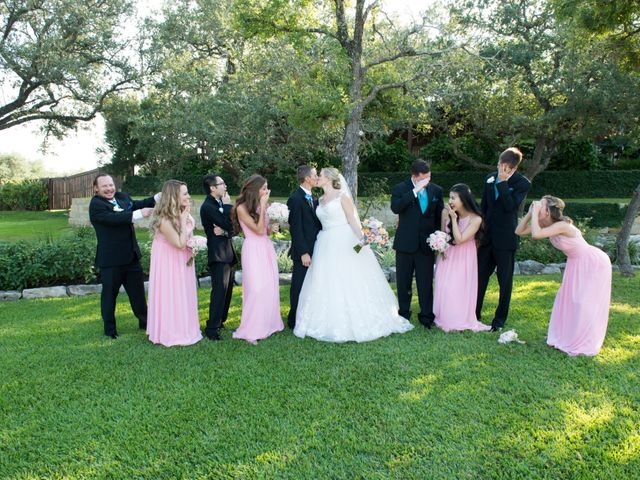 Josh and Shelby's Wedding in Boerne, Texas 21