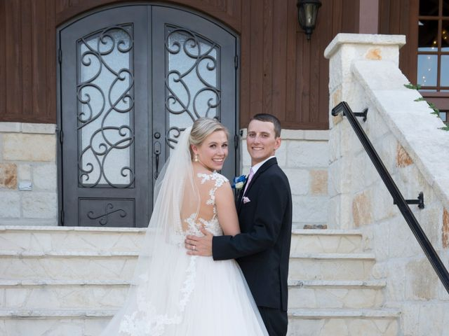 Josh and Shelby's Wedding in Boerne, Texas 22
