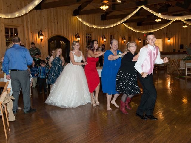Josh and Shelby's Wedding in Boerne, Texas 24