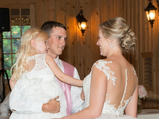 Josh and Shelby's Wedding in Boerne, Texas 27