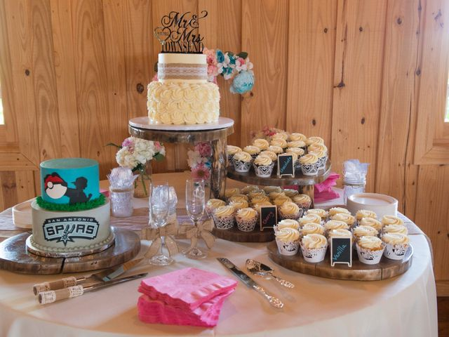 Josh and Shelby's Wedding in Boerne, Texas 28