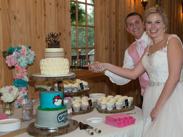 Josh and Shelby's Wedding in Boerne, Texas 29