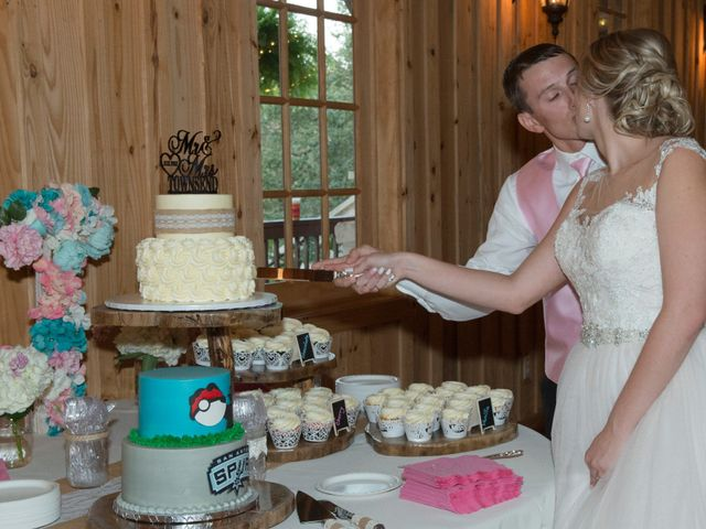 Josh and Shelby's Wedding in Boerne, Texas 30