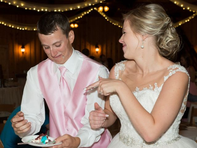 Josh and Shelby's Wedding in Boerne, Texas 31