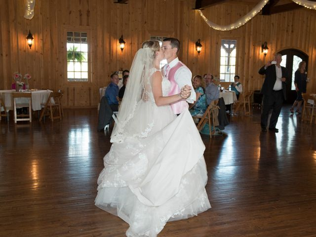 Josh and Shelby's Wedding in Boerne, Texas 33