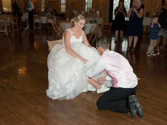 Josh and Shelby's Wedding in Boerne, Texas 34