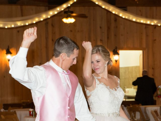 Josh and Shelby's Wedding in Boerne, Texas 35