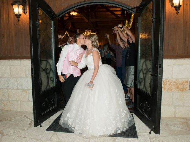 Josh and Shelby's Wedding in Boerne, Texas 37