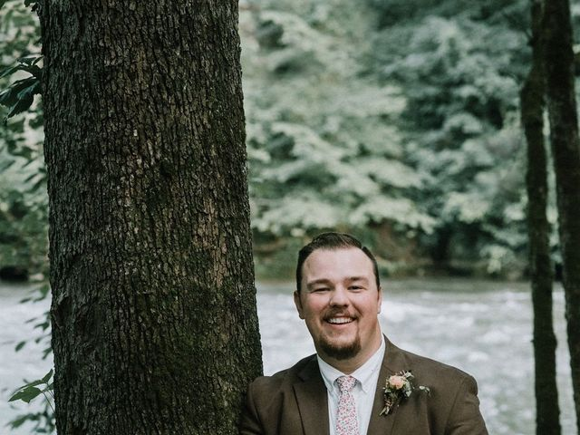Jake and Katie's Wedding in Watauga, Tennessee 9