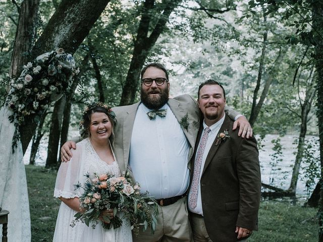Jake and Katie's Wedding in Watauga, Tennessee 20