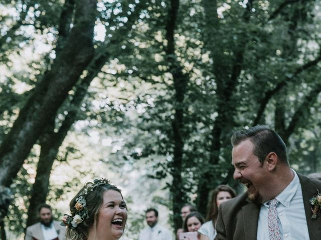 Jake and Katie's Wedding in Watauga, Tennessee 22