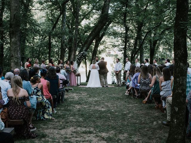Jake and Katie's Wedding in Watauga, Tennessee 28