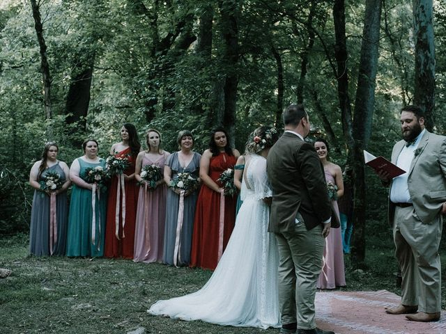 Jake and Katie's Wedding in Watauga, Tennessee 29