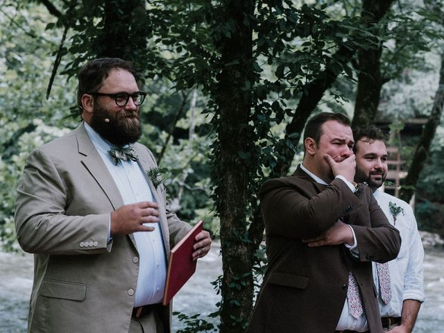 Jake and Katie's Wedding in Watauga, Tennessee 30