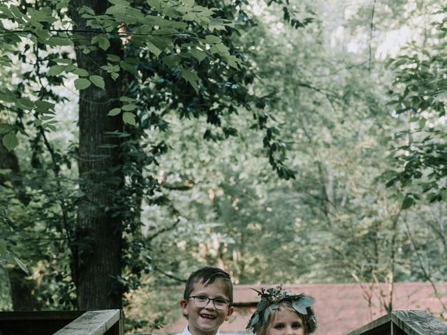 Jake and Katie's Wedding in Watauga, Tennessee 33