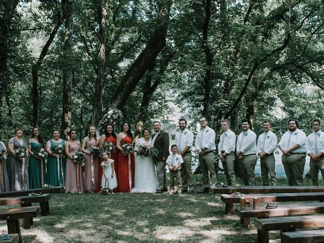 Jake and Katie's Wedding in Watauga, Tennessee 46