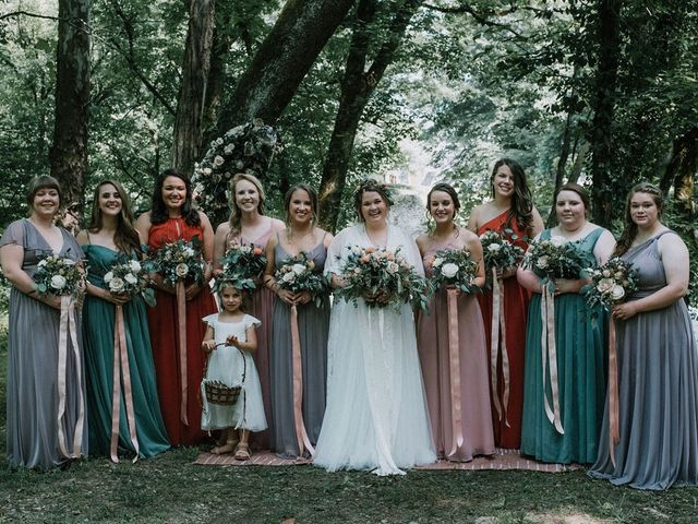 Jake and Katie's Wedding in Watauga, Tennessee 49
