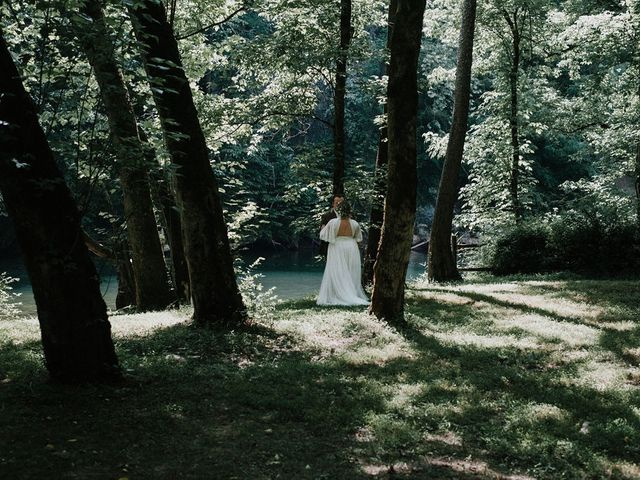 Jake and Katie's Wedding in Watauga, Tennessee 51