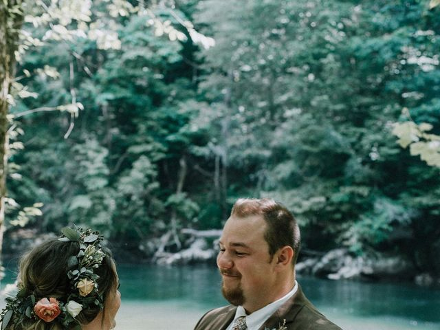 Jake and Katie's Wedding in Watauga, Tennessee 53