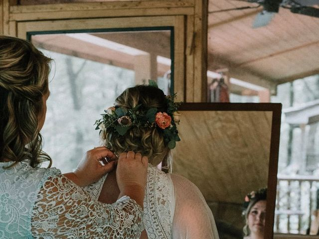 Jake and Katie's Wedding in Watauga, Tennessee 56
