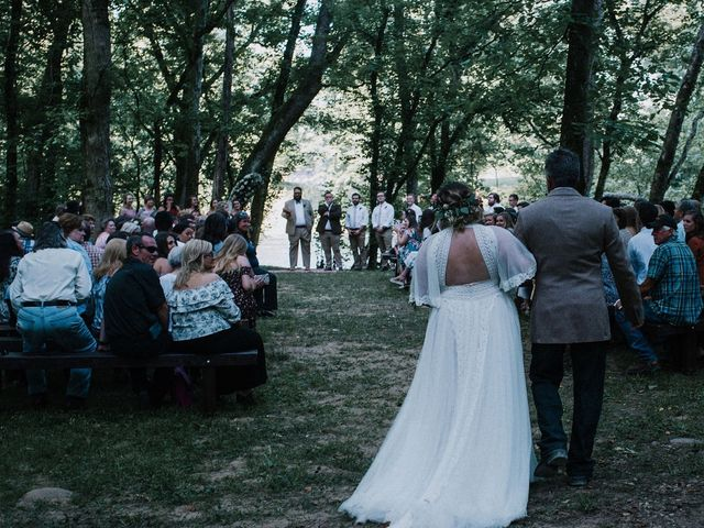 Jake and Katie's Wedding in Watauga, Tennessee 75