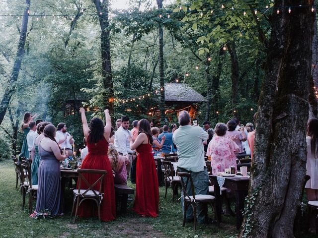Jake and Katie's Wedding in Watauga, Tennessee 91