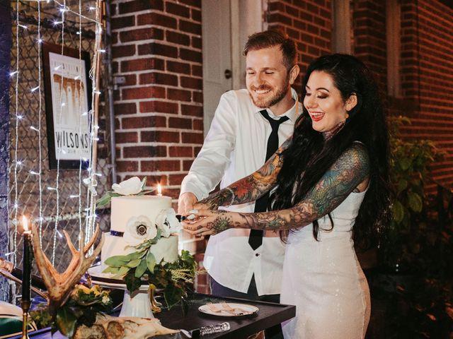 Dennis and Valerie's Wedding in Philadelphia, Pennsylvania 6