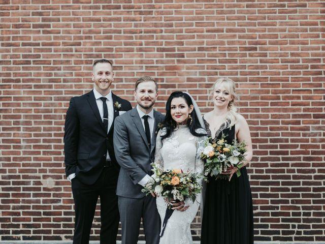Dennis and Valerie's Wedding in Philadelphia, Pennsylvania 11