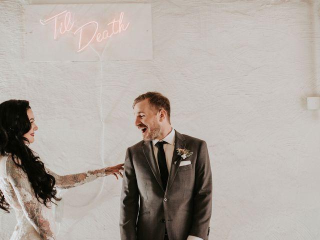 Dennis and Valerie's Wedding in Philadelphia, Pennsylvania 1