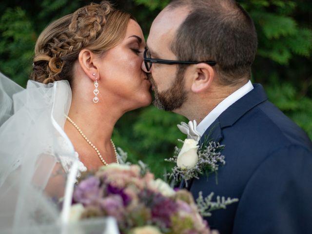 The wedding of Nathan and Rachel